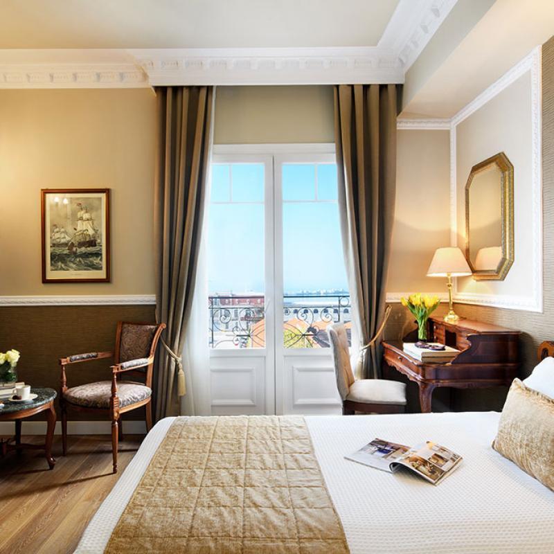 Premium Sea View Δωμάτια