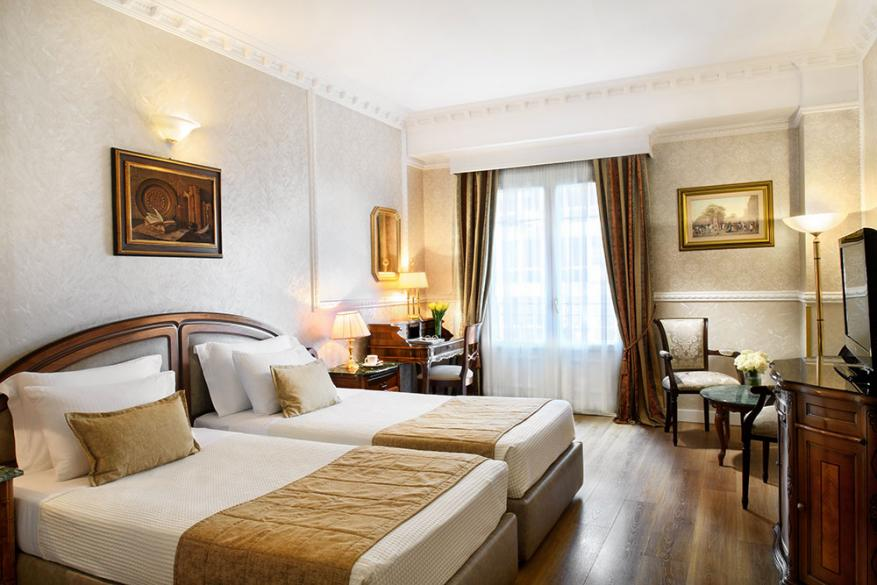 Superior Δωμάτια