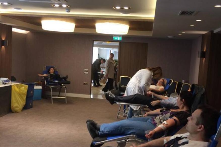 Ημέρα Αιμοδοσίας από τα The Luxury Hotels