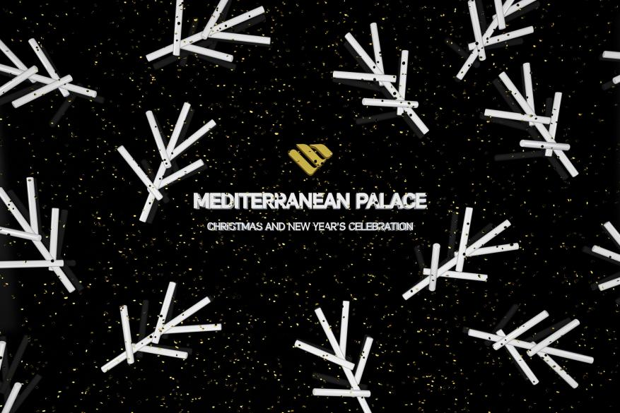 Christmas and new year's eve at Mediterranean palace
