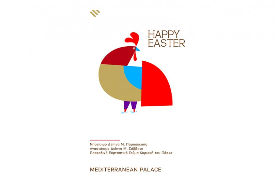 Easter at Mediterranean Palace