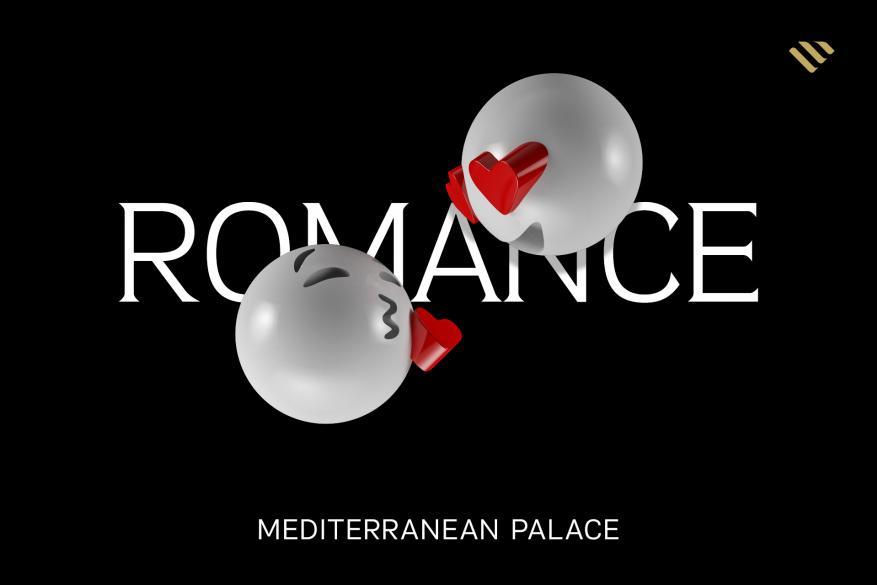 Mediterranean Palace Romance